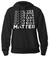 MATTERS OF FACTS HOODIE