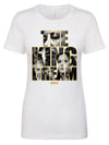 THE KING DREAM 2021 Ladies' Boyfriend T-Shirt