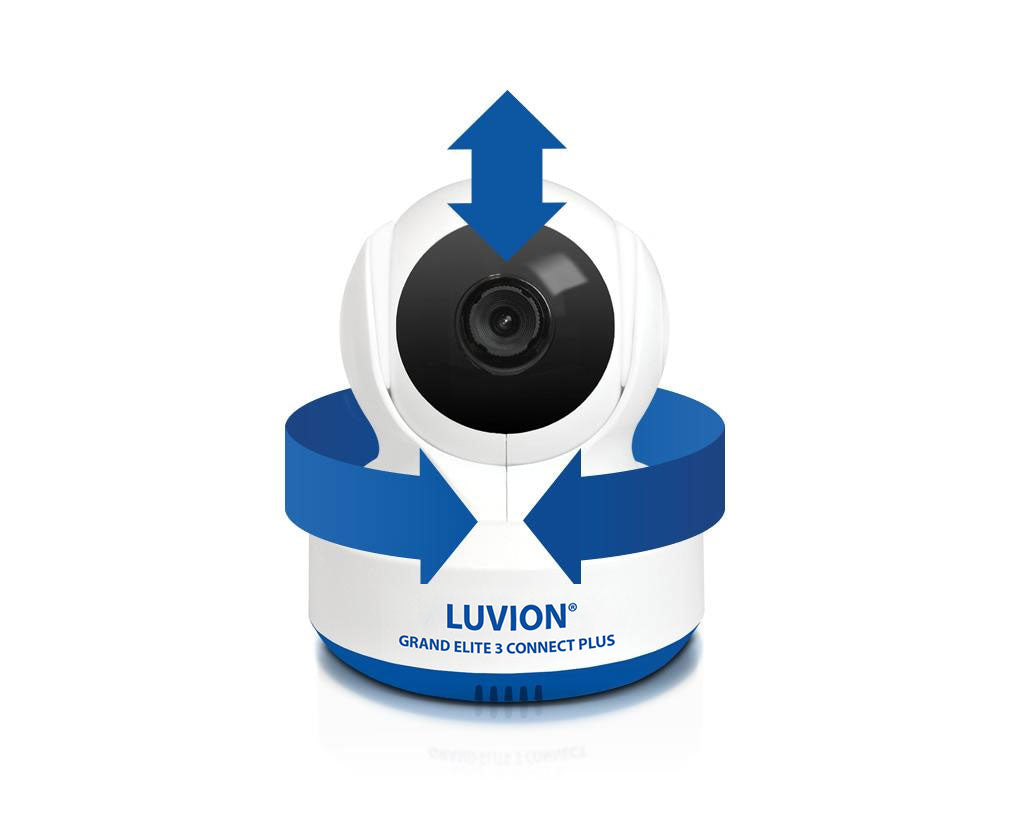 Luvion Grand Elite 3 Connect Plus tilt camera