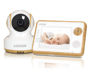 "Babycall med kamera - Luvion Essential LIMITED EDITION 3,5"" LCD fargeskjerm"
