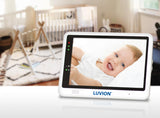 Babycall med kamera - Luvion Grand Elite 3 Connect PLUS