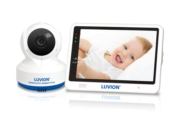 Babycall med kamera - Luvion Grand Elite 3 Connect PLUS og med 5