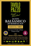 Balsamic Vinegar Aged 3 Years - Goccia Oro