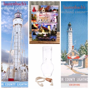 Lighthouse Bottle Series & Gifts