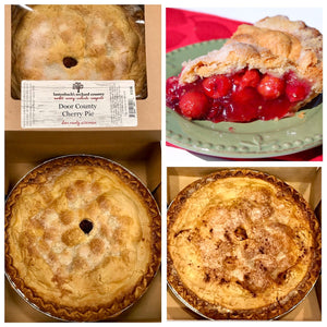 Bakery/Pie - Curbside Pick-Up Only