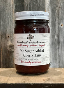 No Sugar Added / Low Sugar Jam