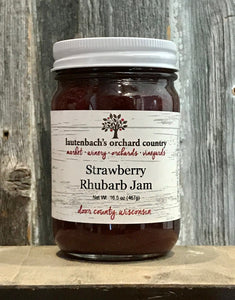 Jam, Jelly, Fruit Butter