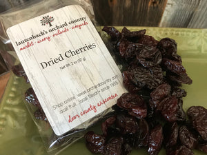 Dried Cherries & Fruit