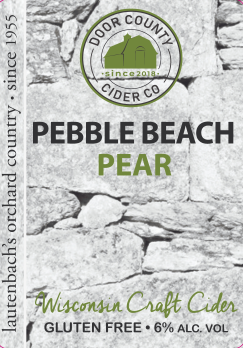Pebble Beach Pear
