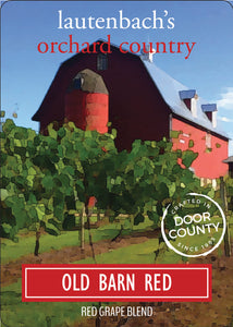 Old Barn Red