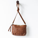 Load image into Gallery viewer, woven pouch bag - Meg & Me Boutique & Espresso