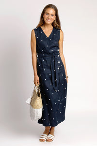 nella wrap dress