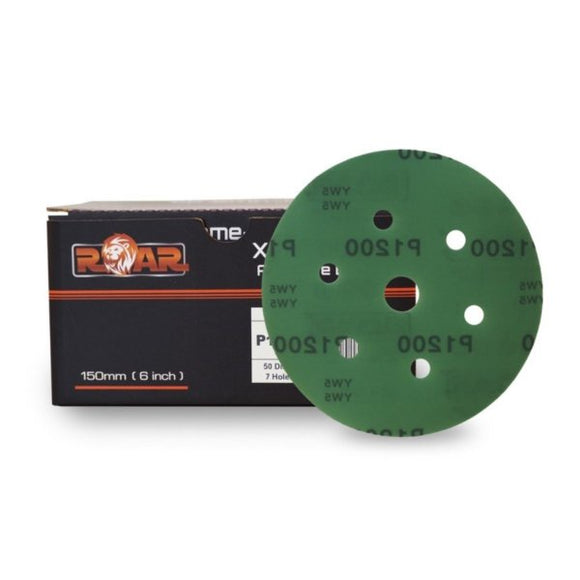 150mm Xtreme Cut Disc 50/Box P1200