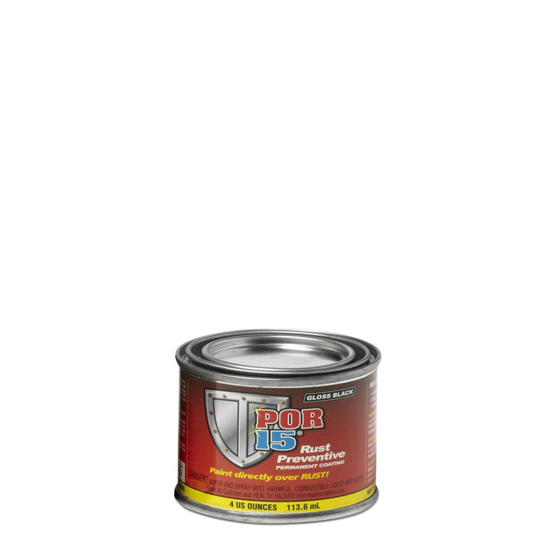 Rust Preventive Coating Gloss Black 4oz