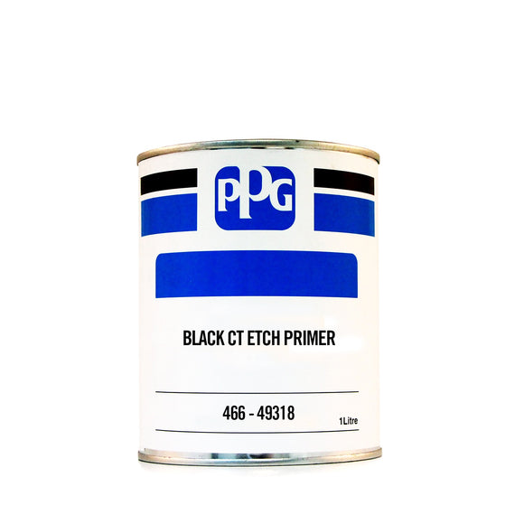 1K CT Etch Primer Black 1 Litre
