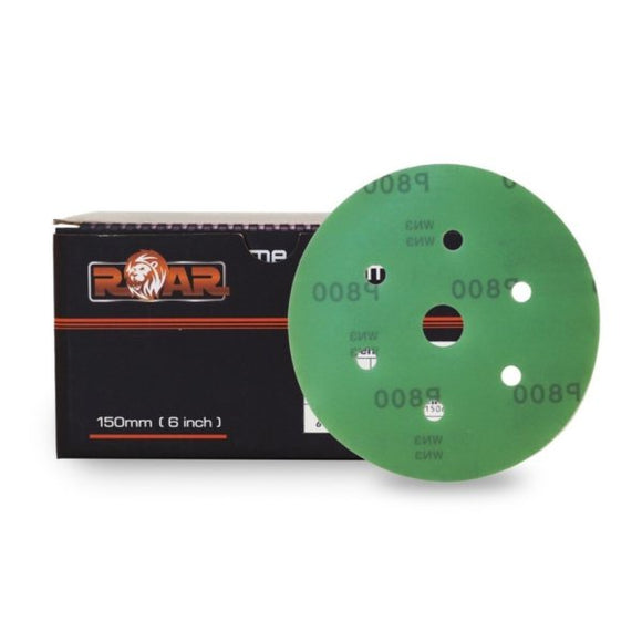150mm Xtreme Cut Disc 50/Box P800
