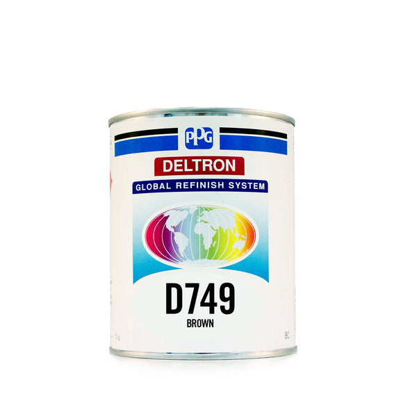 D749 Brown 1 Litre