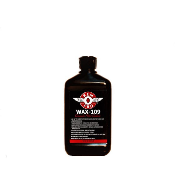 Carnauba Liquid Wax 12oz (355mL)
