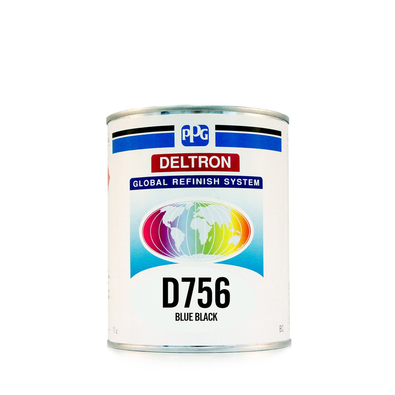 D756 Blue Black 1 Litre