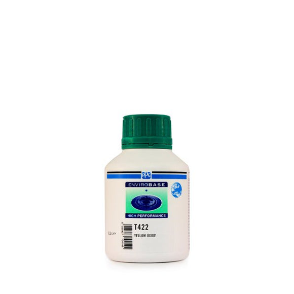 T422 Yellow Oxide 500mL