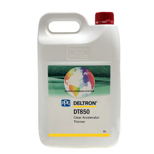 DT850 Clear Accelerator Thinner 5 Litre