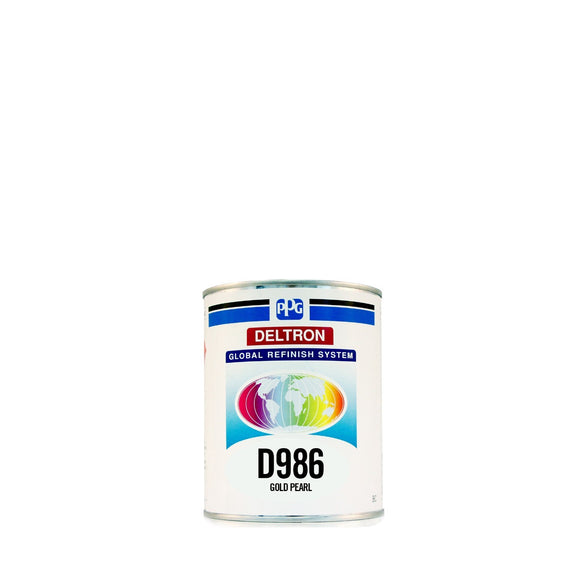 D986 Gold Pearl 350mL