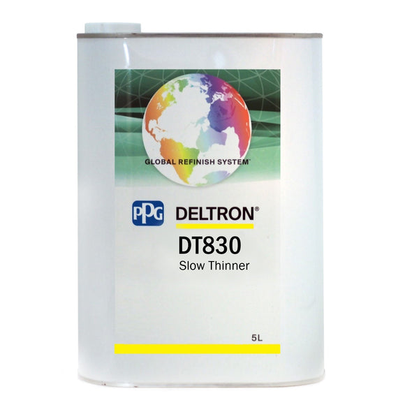 DT830 Deltron Slow Thinner 5 Litre