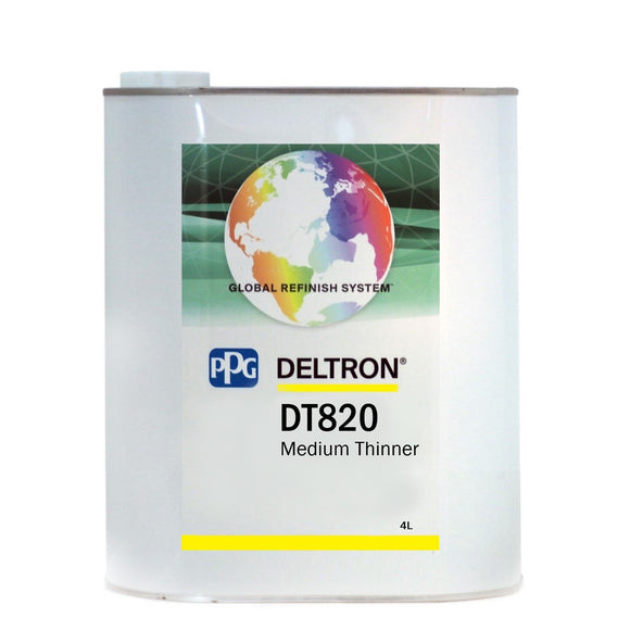 DT820 Deltron Medium Thinner 4 Litre