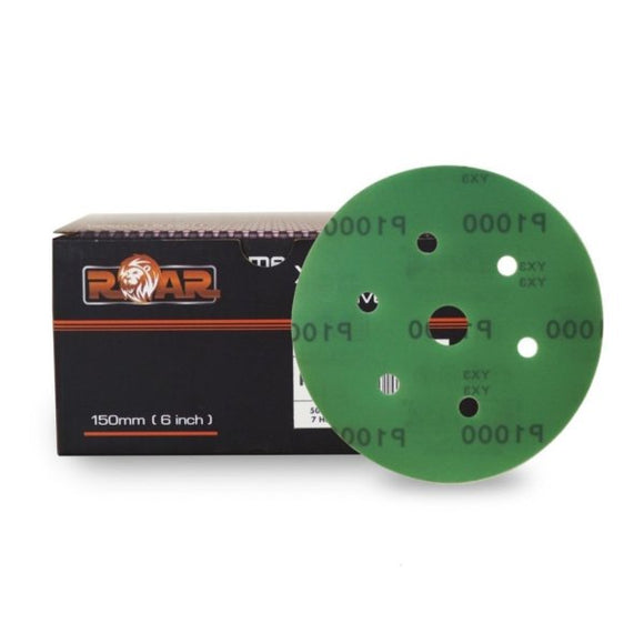 150mm Xtreme Cut Disc 50/Box P1000