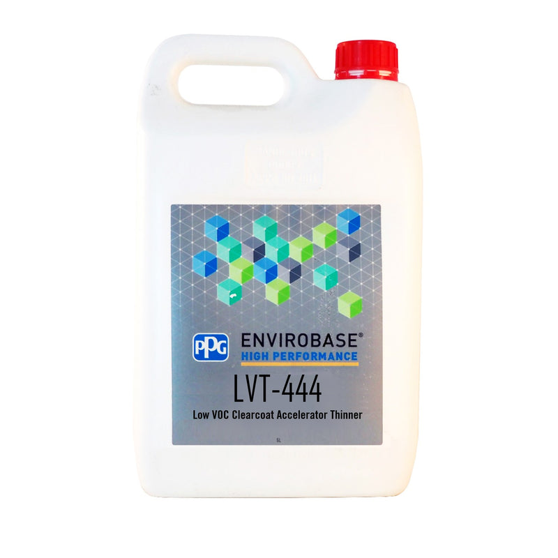 LVT-444 Low VOC Clearcoat Accelerator Thinner 5 Litre