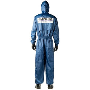 Premium Blue Spray Overall X-Large