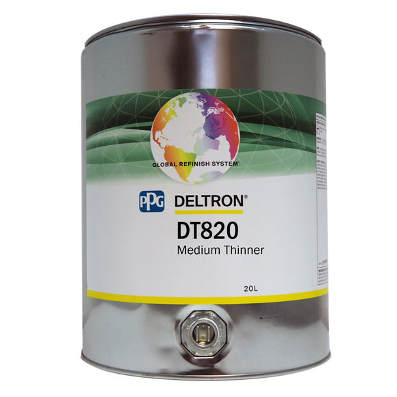 DT820 Deltron Medium Thinner 20 Litre