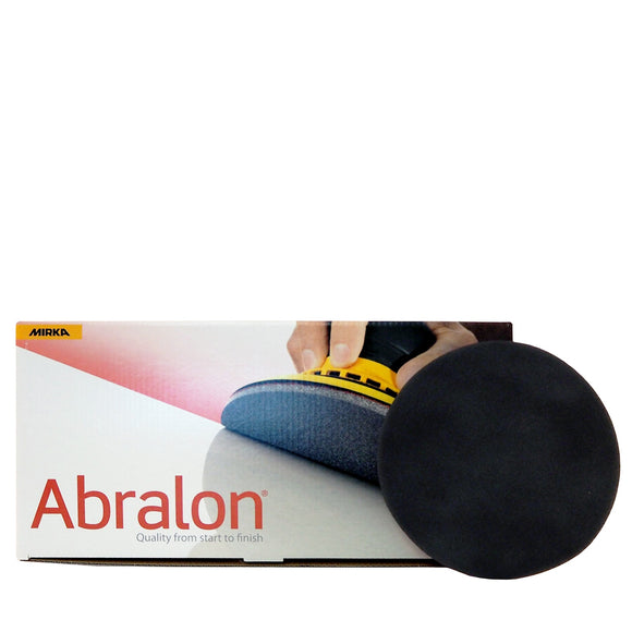 Abralon Disc 150mm 20/Box P3000