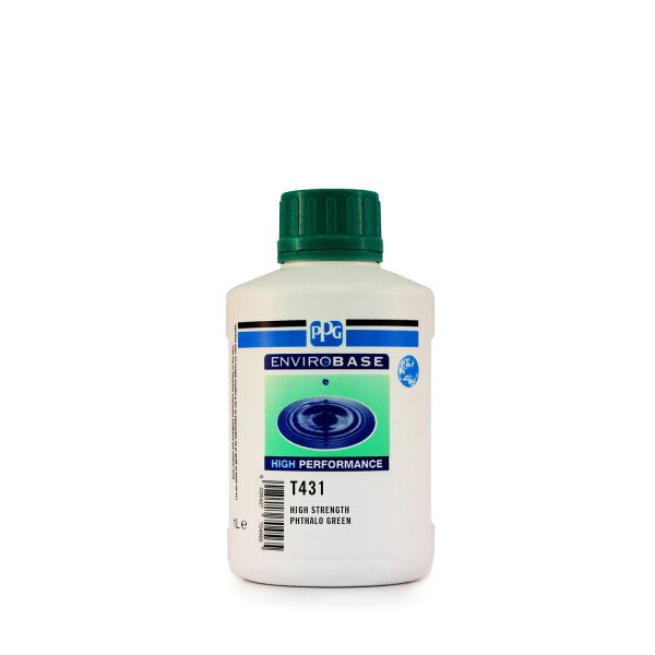 T431 High Strength Phthalo Green 1 Litre