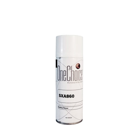 SXA860 Blending Thinner Spray Can 300g