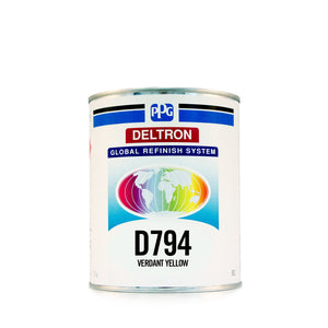 D794 Verdant Yellow 1 Litre