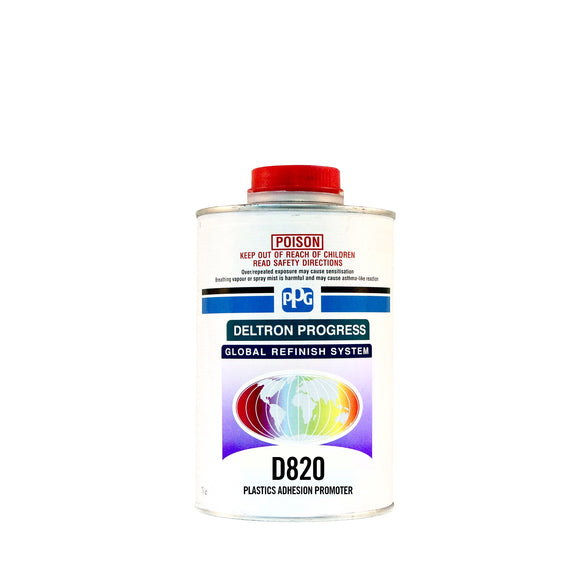 D820 Plastic Adhesion Promoter 1 Litre