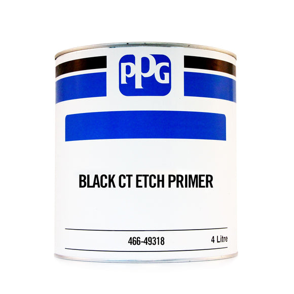 1K CT Etch Primer Black 4 Litre