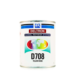 D708 Yellow Oxide 1 Litre