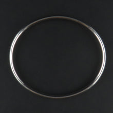 Load image into Gallery viewer, Sterling Silver Oval Bangle