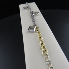 Load image into Gallery viewer, Charm Diamond Bracelet
