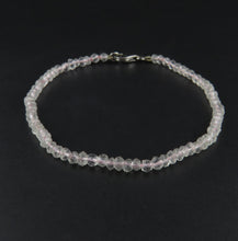 Load image into Gallery viewer, Rose Quartz Bracelet Strand