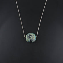 Load image into Gallery viewer, Turquoise Pendant