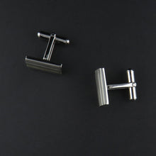 Load image into Gallery viewer, Rectangular Cufflinks
