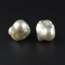 Load image into Gallery viewer, Baroque Pearl Stud Earrings