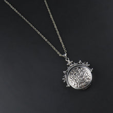 Load image into Gallery viewer, Spinner Locket Pendant