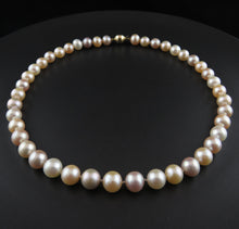 Load image into Gallery viewer, Pink Fresh Water Pearl Strand