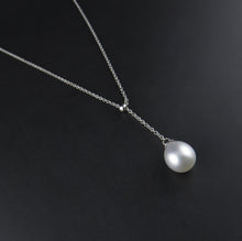 Load image into Gallery viewer, South Sea Pearl Drop Necklace