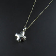 Load image into Gallery viewer, Heavy Cross Pendant