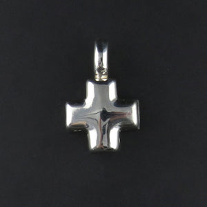 Heavy Cross Pendant